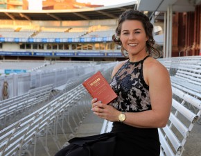 Beaumont named as one of five Wisden Cricketers of the Year