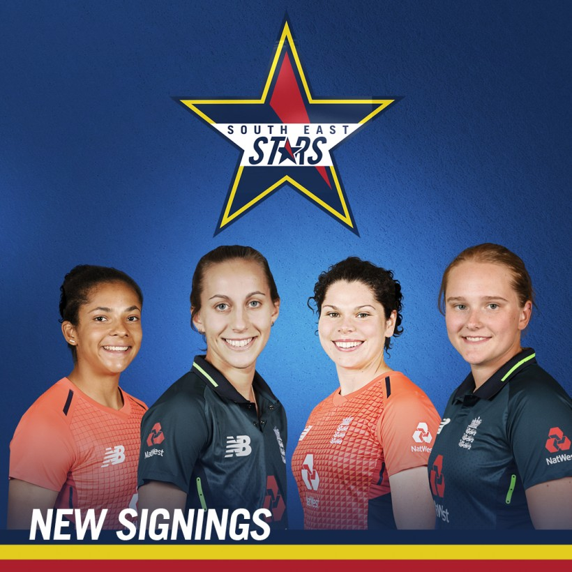 Kent Women sign for South East Stars