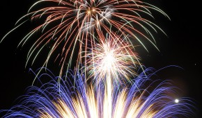 Kent Cricket's Fireworks Evening Sponsored by Cygnet Health Care Maidstone