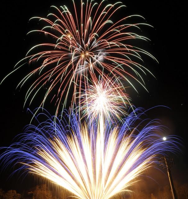 Fireworks Evening 2018