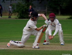 Century stand helps Academy to Bexley win