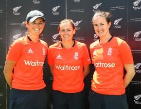 England Women win opening Twenty20 International in New Zealand