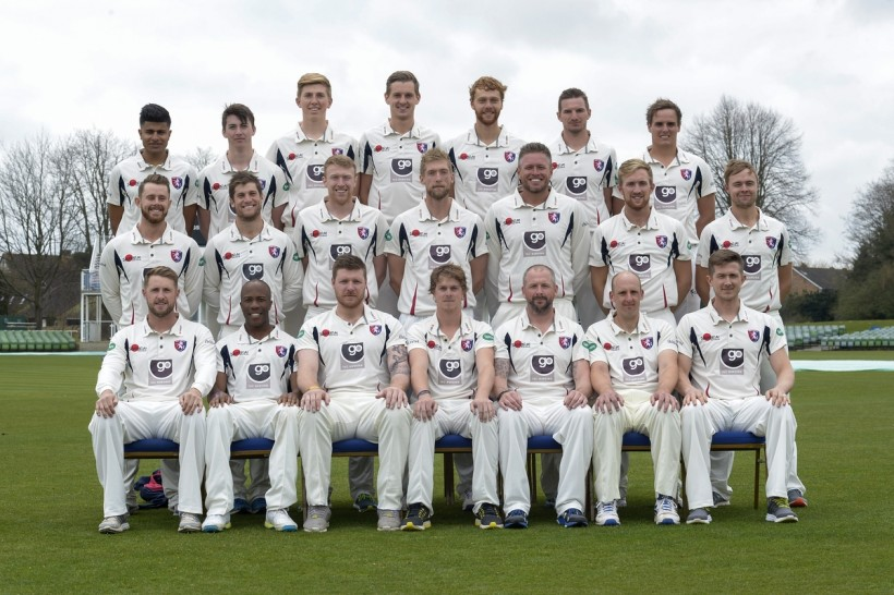 Gidman loan extended as Kent name unchanged squad v Sussex