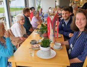 Kent Cricket Community Trust delivers 'Memories of Cricket Tea'