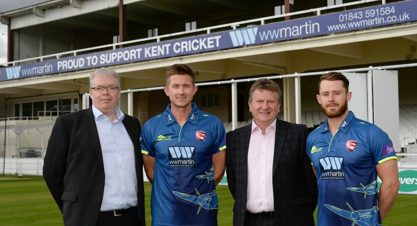 WW Martin extend One-Day Cup partnership