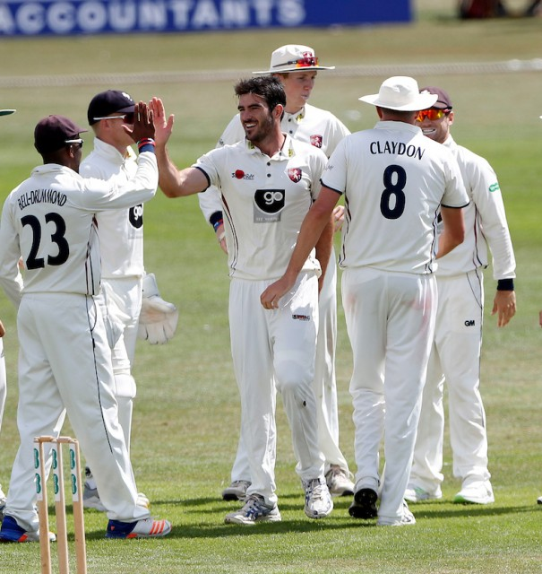 Go Tec Nursing to continue their sponsorship of Kent Cricket