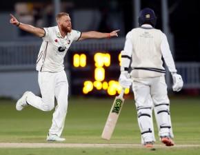 Thomas takes 5-wicket haul in friendly win