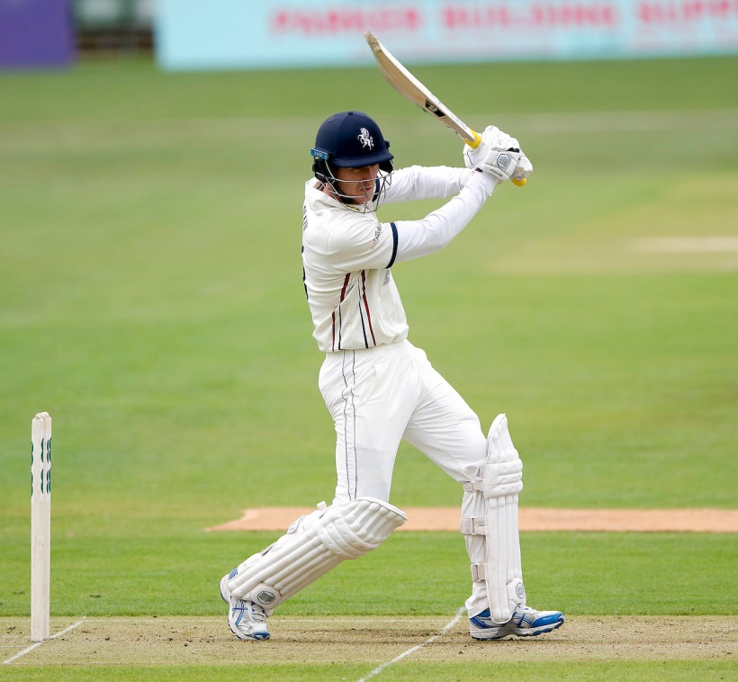Kent make in-roads after record Bristol score