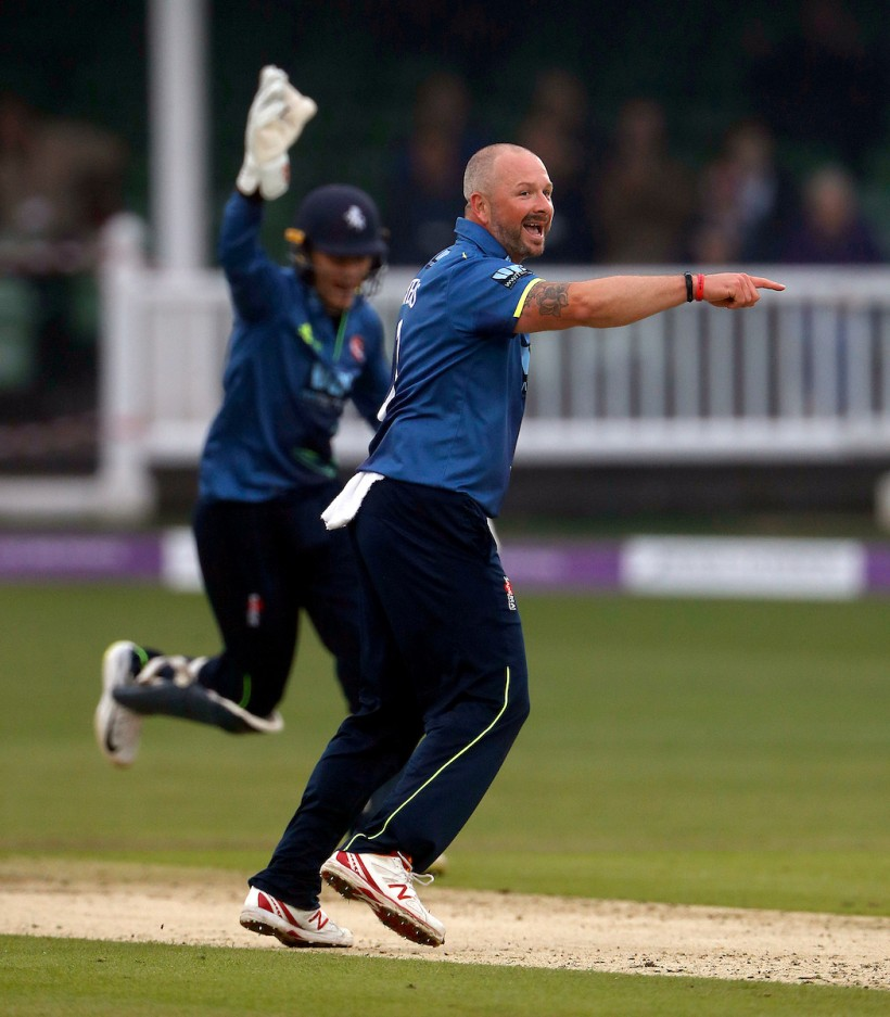 Kent Spitfires to play Pakistan in One Day tour match