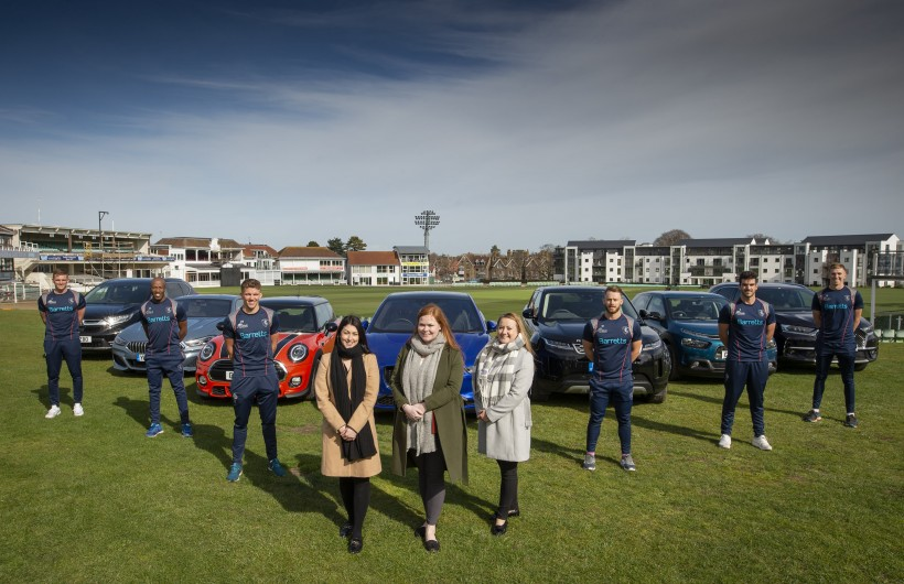 Kent Cricket to continue partnership with Barretts