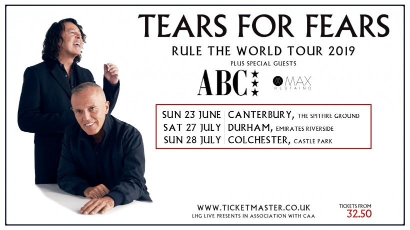 Tears for Fears – Rule The World Tour 2019