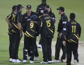 T20: Kent Spitfires v Middlesex Panthers at Canterbury