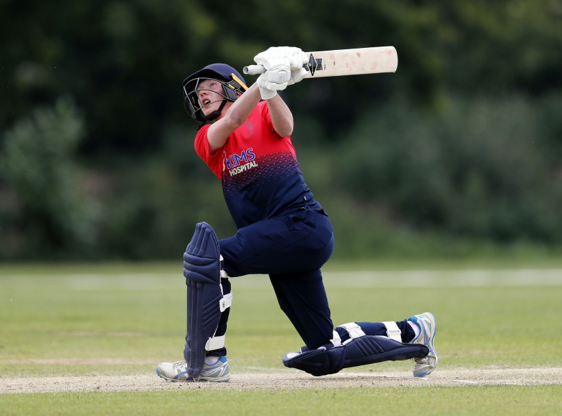 Dilkes stars in Second XI T20s