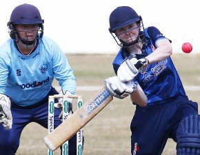 Kent Women pick up first LC win at home to Essex