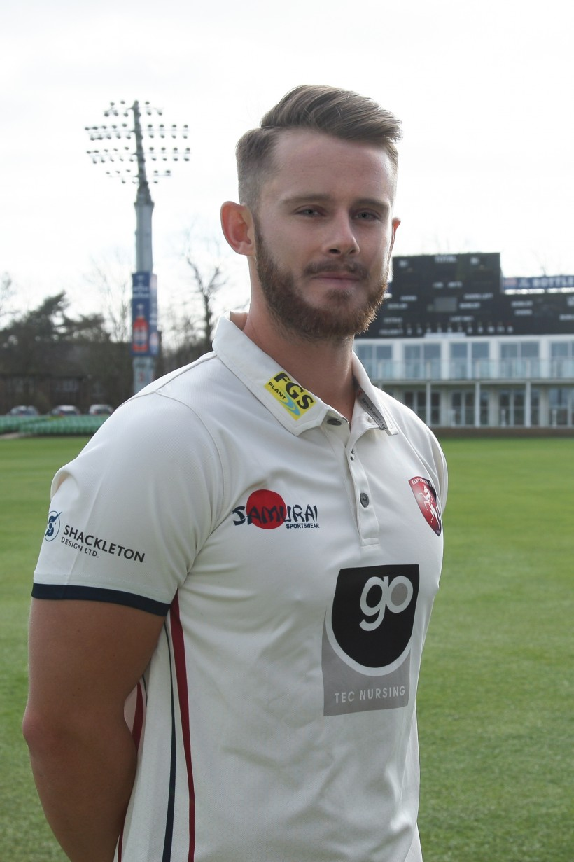 Kent reveal new Championship shirt