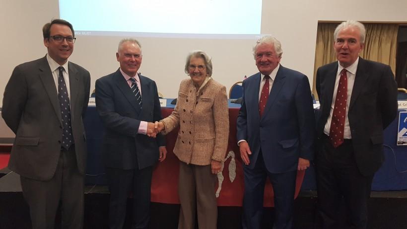 Simon Philip appointed Club Chairman