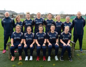 Kent Women win first friendly of the season
