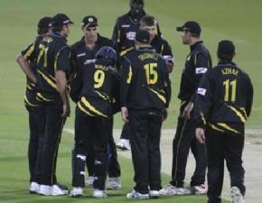 T20: Spitfires make one change for Sharks test