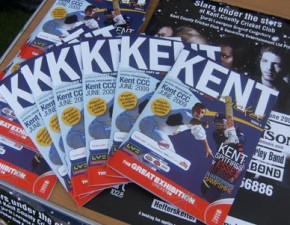 New Kent Cricket programme now available