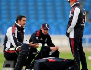 England name 16-man squad for pre-Ashes camp