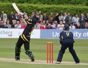 Stevens inspires Kent's first cup win at The Nevill