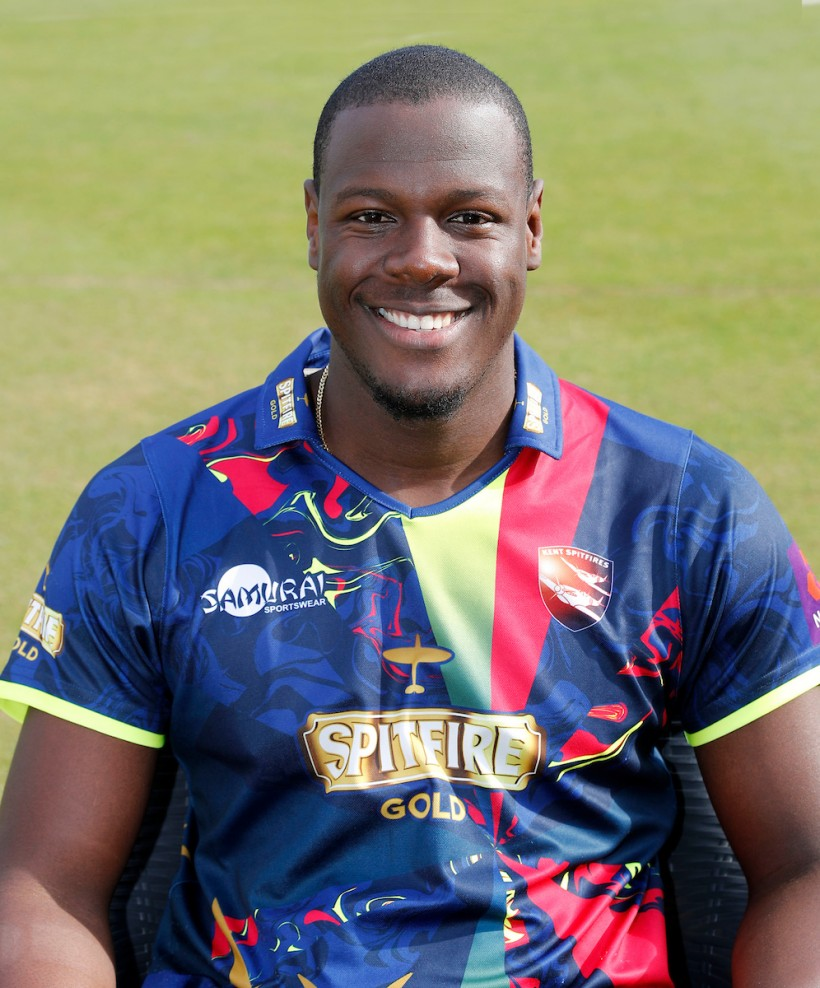 Carlos Brathwaite signs for fifth Blast match