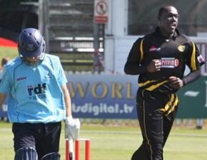Joseph misses Hawks T20 tie through injury