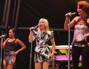 Sugababes concert proves a major hit