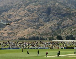 Lions hit Queenstown