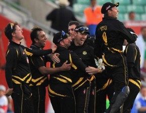 Kent Spitfires to play Somerset Sabres in T20 semi-final