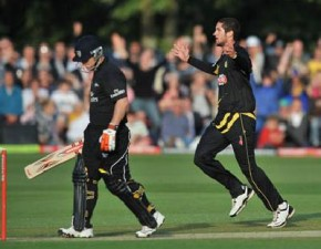 Parnell returns to Kent for Twenty20 Cup Finals Day
