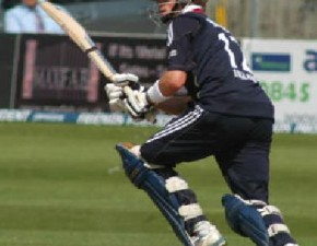 Kent make two changes for Middlesex LVCC match