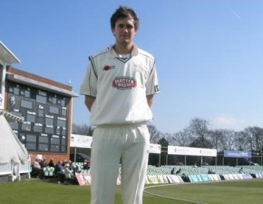 Edwards takes two on rain restricted second day in Northants