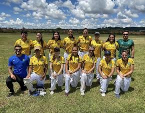 A Kent Women Coach in Brazil