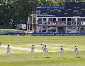 Match Report: Kent vs. Northamptonshire
