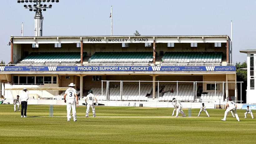 Match Report: Kent vs. Middlesex