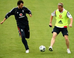 Onions named as replacement for Flintoff