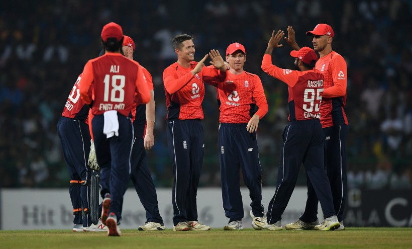 Denly stars with the ball for England in T20I