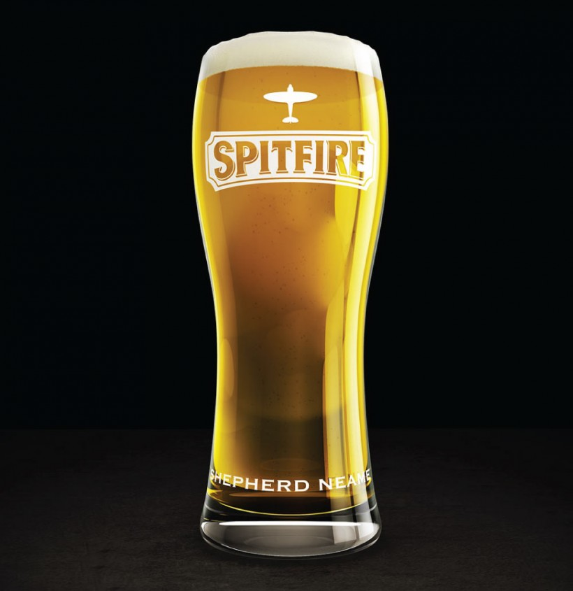 Spitfire Lager & Kent Crisps offer on Thursday