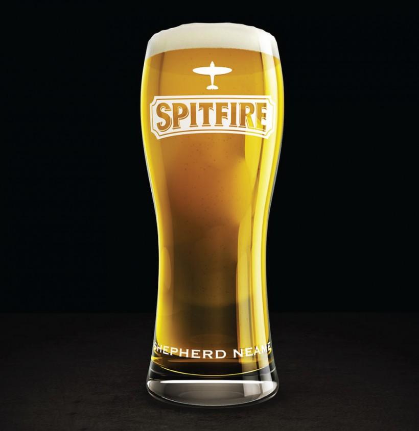 Spitfire Lager & Kent Crisps offer on Thursday