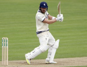 Rouse scores ton for Second XI