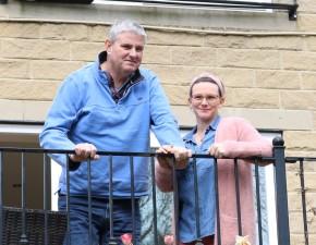 Iggy's toughest test: Alan Igglesden's story