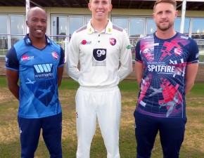 2019 Kent Cricket kits released