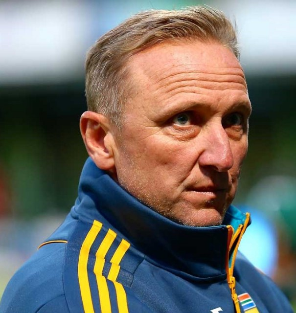 Allan Donald to join in 2018