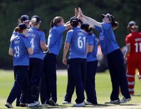 Kent Women beat Lancashire at Beckenham