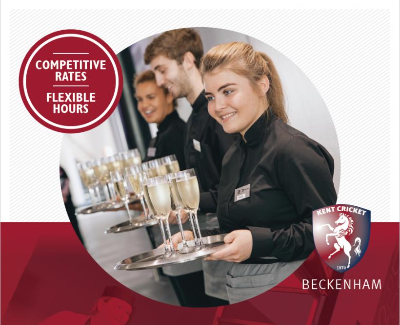 Job Vacancies: Catering & Hospitality Staff, Beckenham
