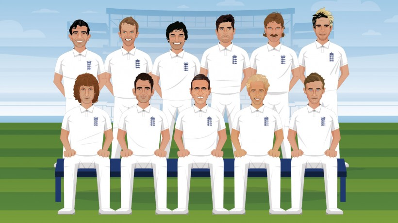 Knott named in fans' all-time England Test XI