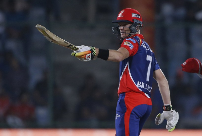 Billings bought by Delhi Capitals in IPL Auction
