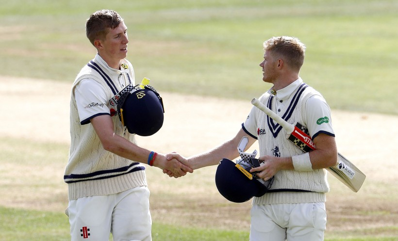 Billings & Stevens tighten Kent's grip