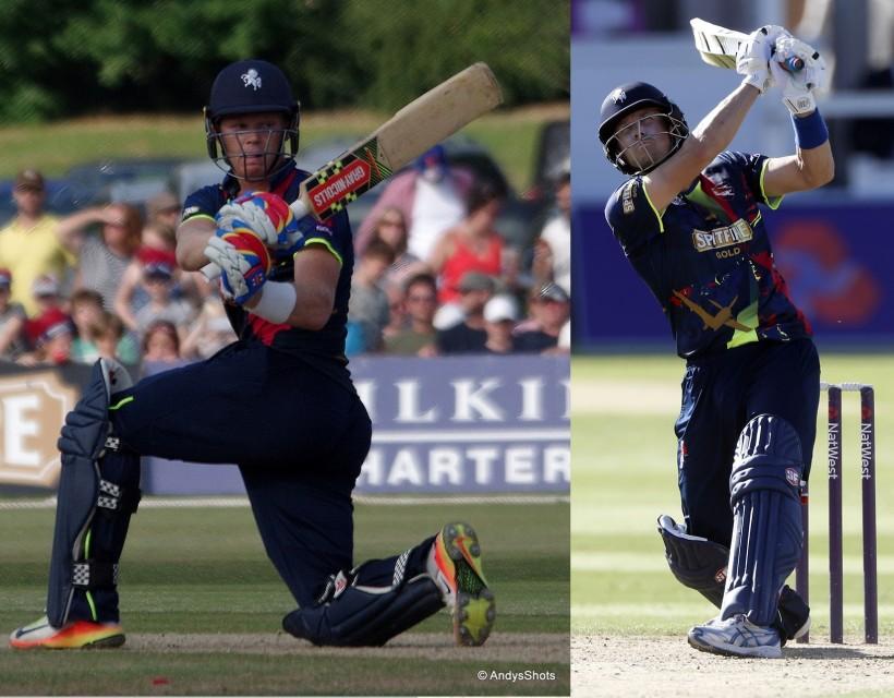 Kent duo in overseas T20 leagues